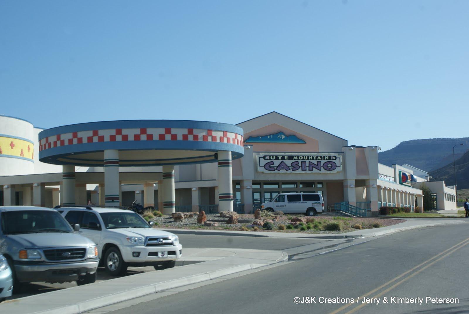 Ute Mountain Casino Rv Park