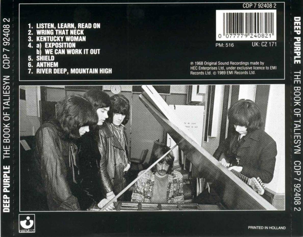 Deep Purple Guitar Tabs PDF