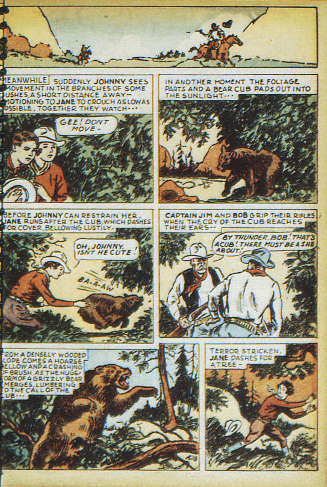 Read online Adventure Comics (1938) comic -  Issue #16 - 66