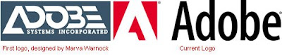 Adobe Systems - Evolution of Logos & Brand