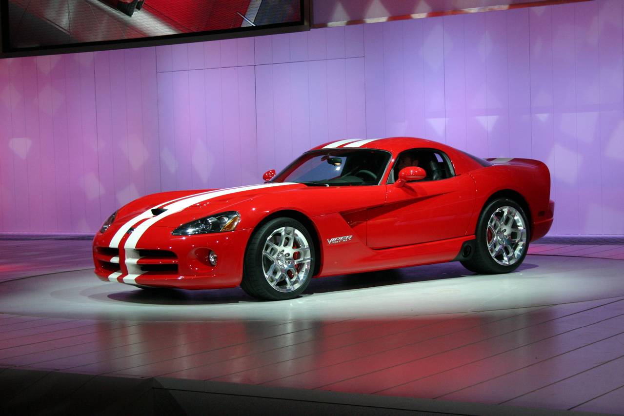 When Srt Train Engineers Set Out To Get More Venom From The 2008 Dodge Viper Srt10 S Plant Their Objectives Included Not Only Increasing