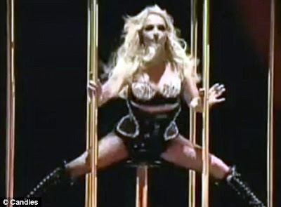 A Sneak Peek of Britney's Circus Tour