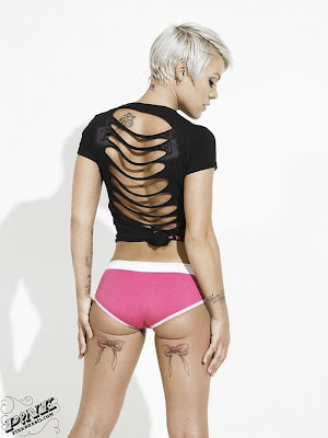 Pink's Hart & Huntington Hot Photo Shoot