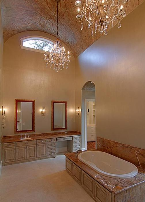 Bathroom Design Texas Master Bathroom Design Idea