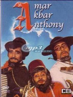 Fun maza: amar akbar anthony (1977) mp3 songs.