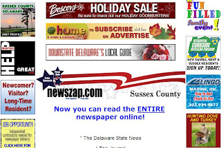 Mike's Musings: Delaware State News: Off-Line