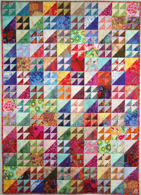 Exuberant Color : Quilts with Kaffe Fassett Fabric : one color quilts - Adamdwight.com