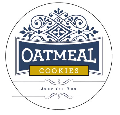 MARTHA MOMENTS: Oatmeal Cookie Clip-Art