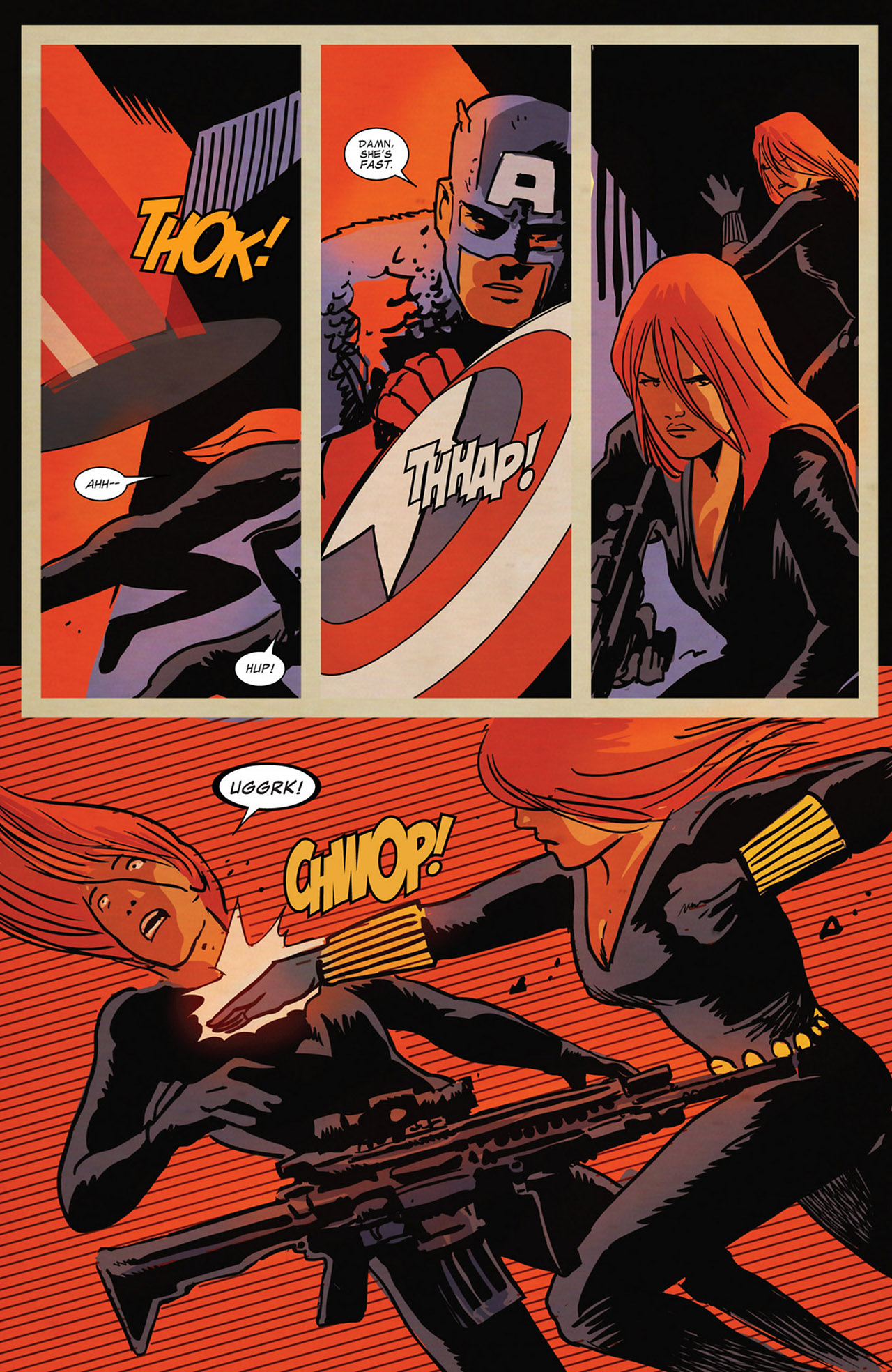 Read online Captain America And Black Widow comic -  Issue #637 - 8
