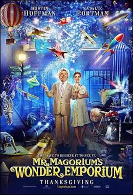 Sihirli oyuncakcı Film izle