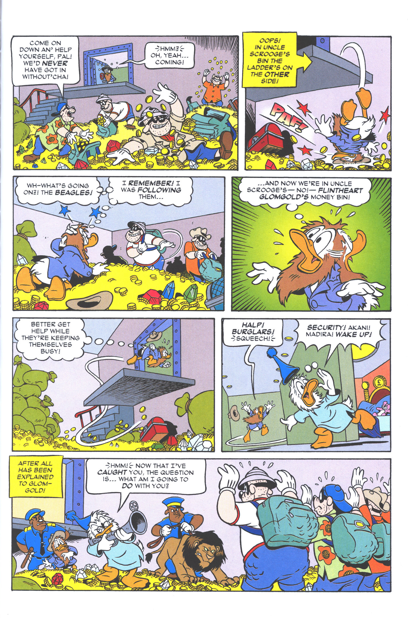 Read online Uncle Scrooge (1953) comic -  Issue #373 - 63