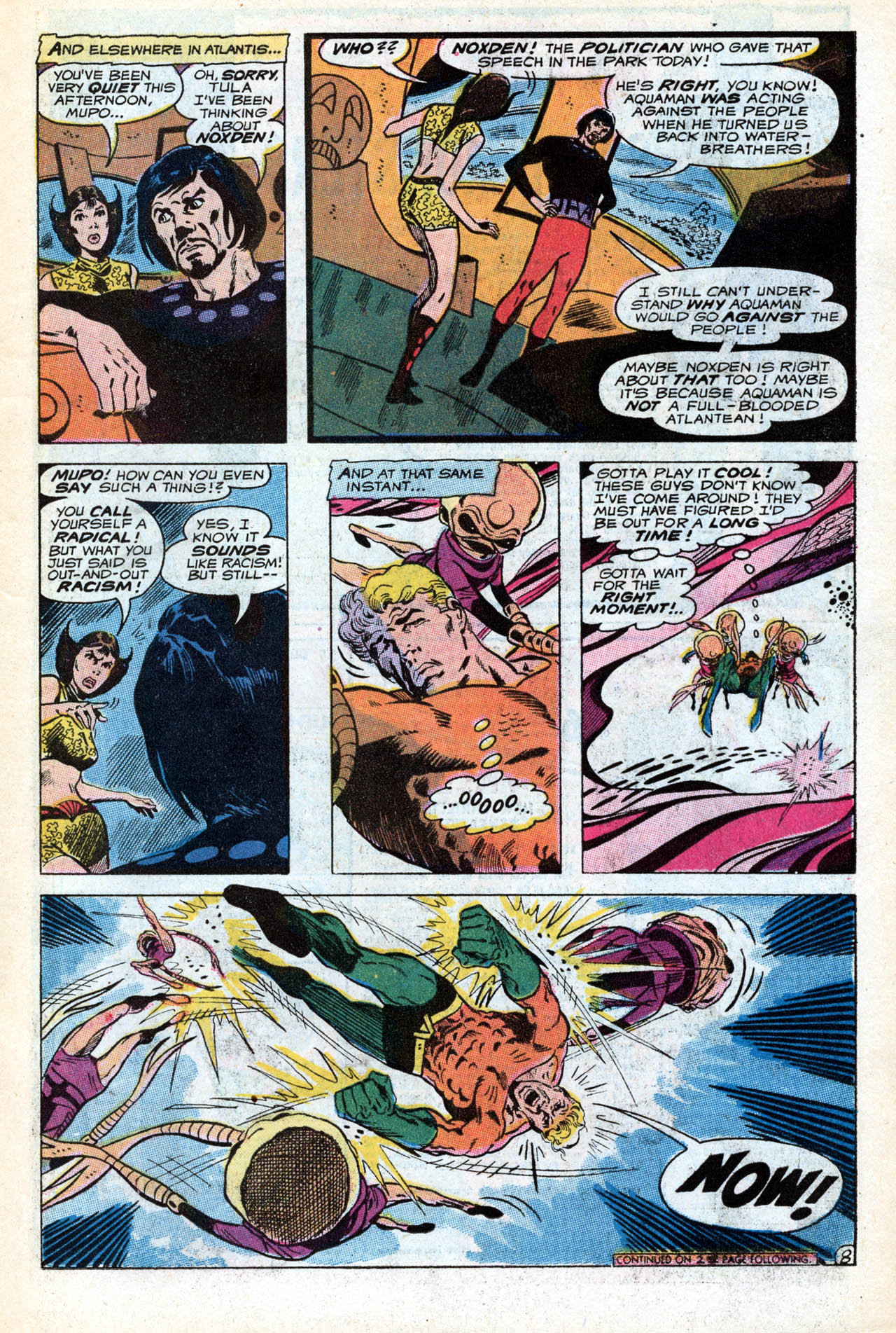 Read online Aquaman (1962) comic -  Issue #55 - 11