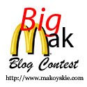 Big Mak Blog Contest