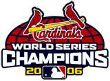 St. louis Cardinals - 2006 World Series Champions