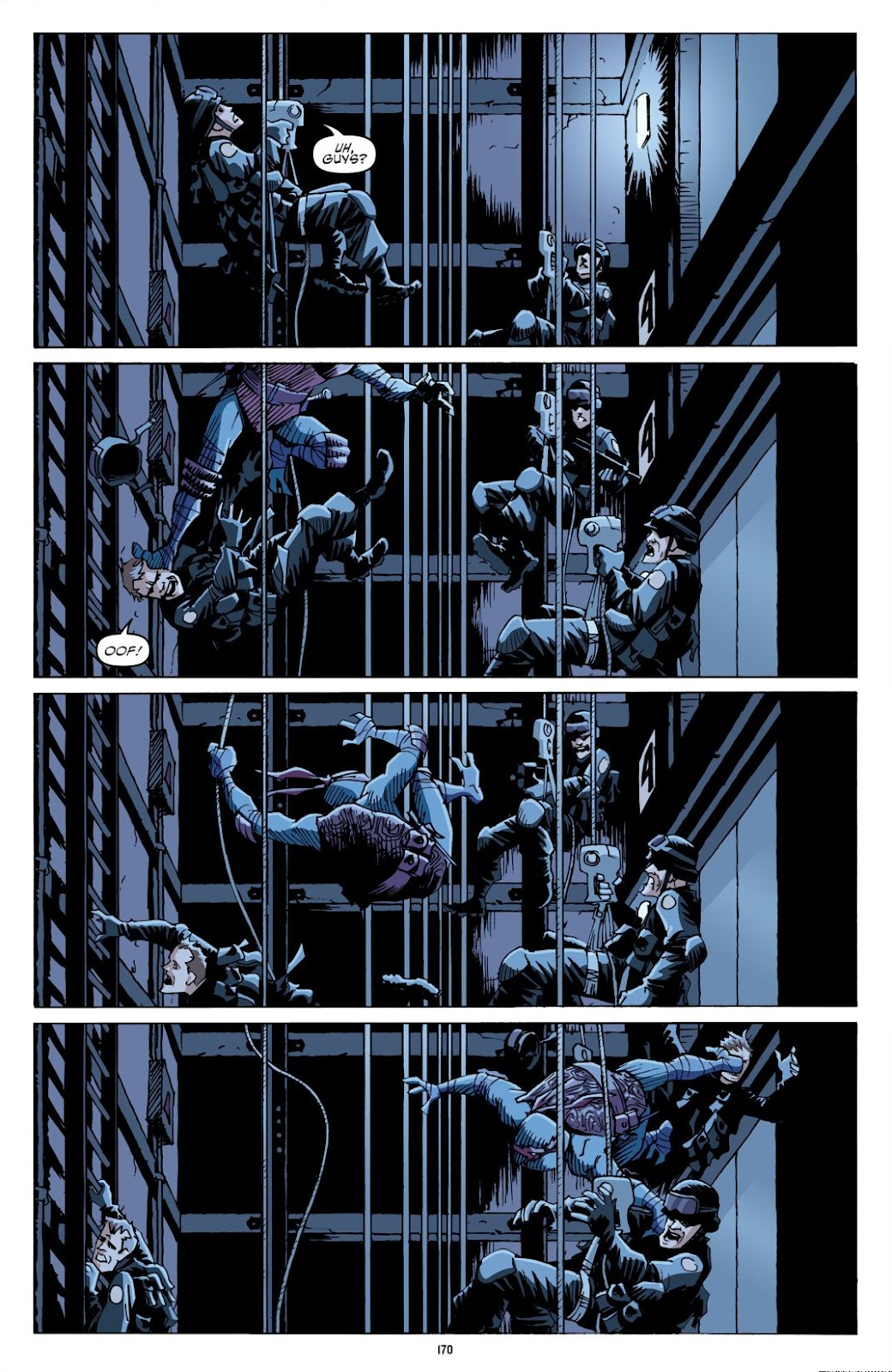 Read online Teenage Mutant Ninja Turtles: The IDW Collection comic -  Issue # TPB 8 (Part 2) - 69