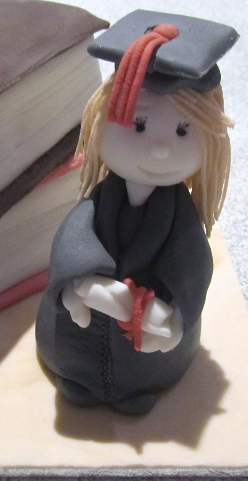 Law Graduate Cake Toppers
