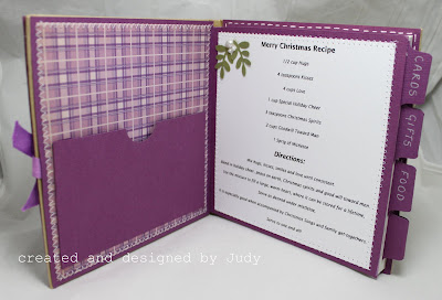 holiday organizer