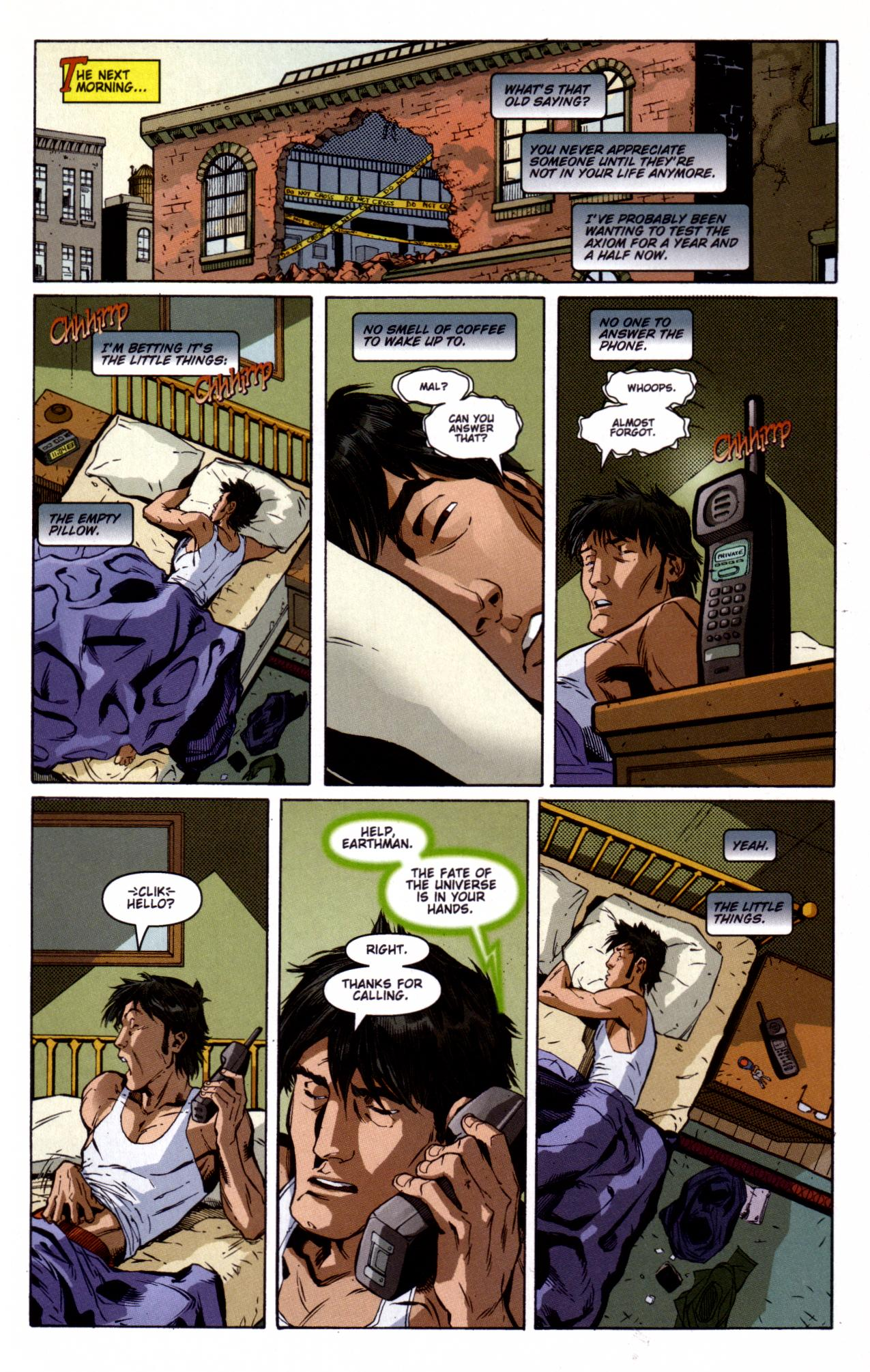 Read online Ball and Chain comic -  Issue #2 - 13