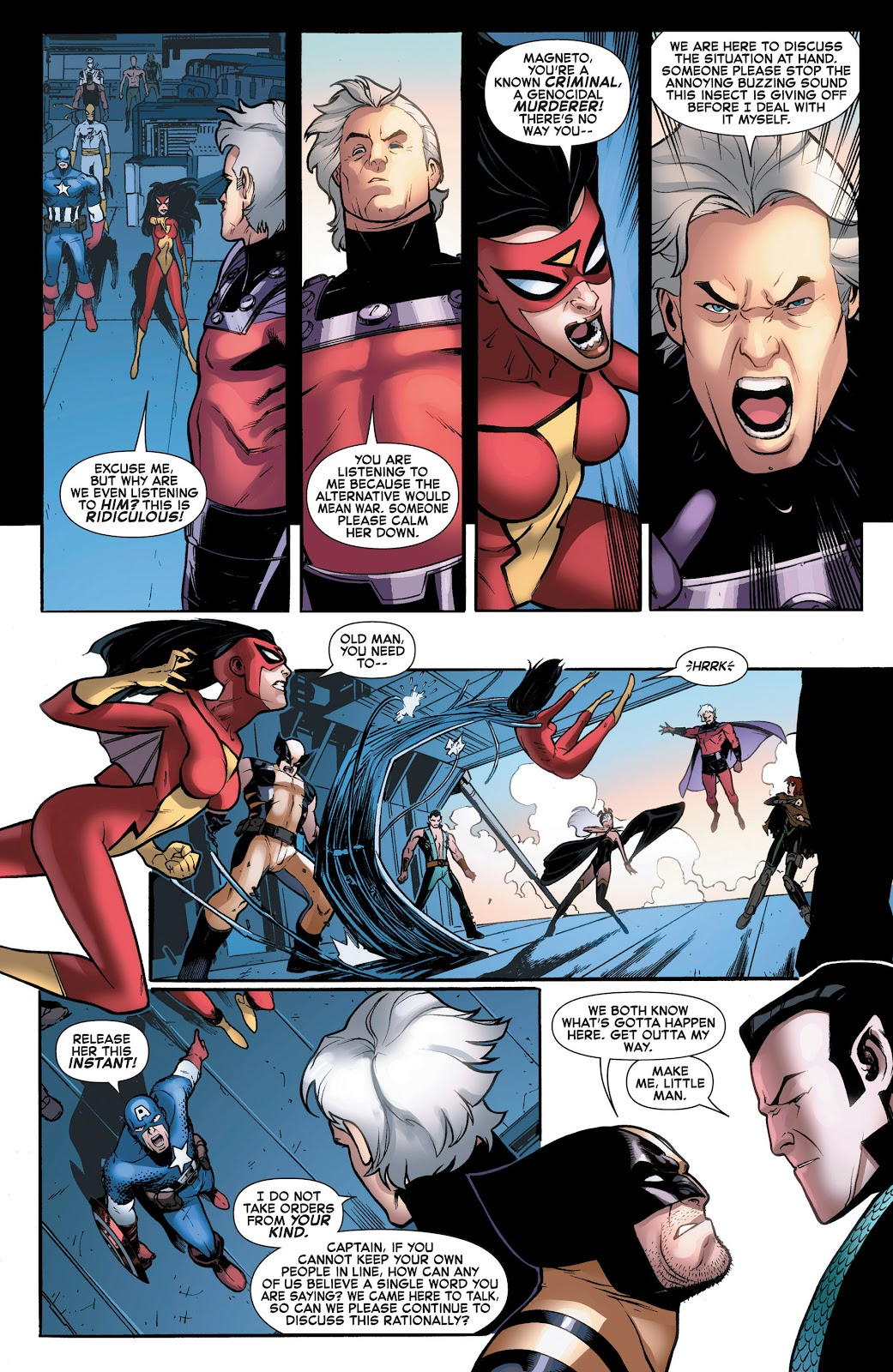 Read online What If? AvX comic -  Issue #1 - 15