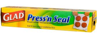 Rufiw: [購物] Costco - GLAD Press'n Seal Wrap 保鮮膜-殘膠與安全性