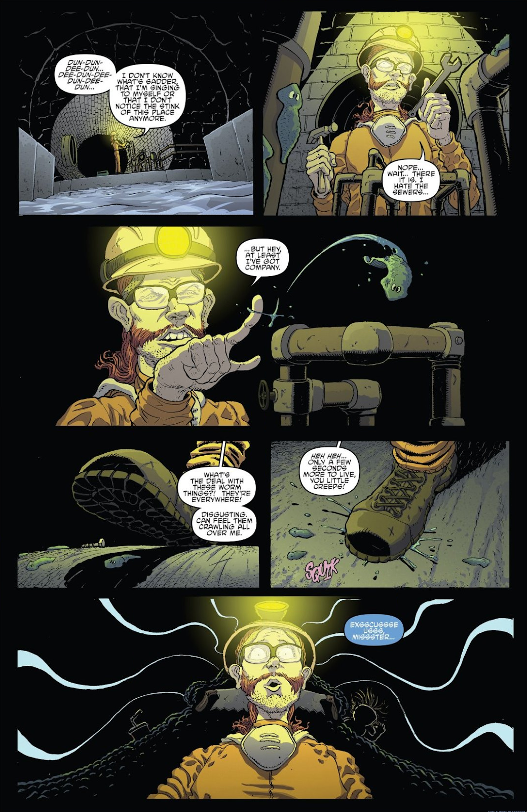 Read online Teenage Mutant Ninja Turtles: The IDW Collection comic -  Issue # TPB 8 (Part 3) - 69
