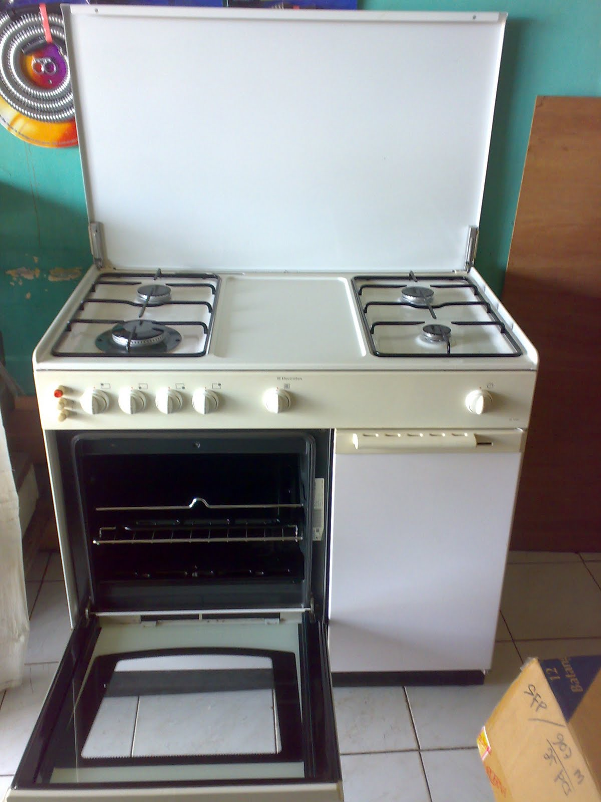 Kompor Gas Elektrolux Oven Kaskus Archive