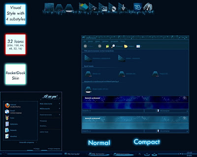 Avatar Theme For Windows XP-Total Customization Pack