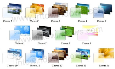 Download Microsoft Windows 7 Theme