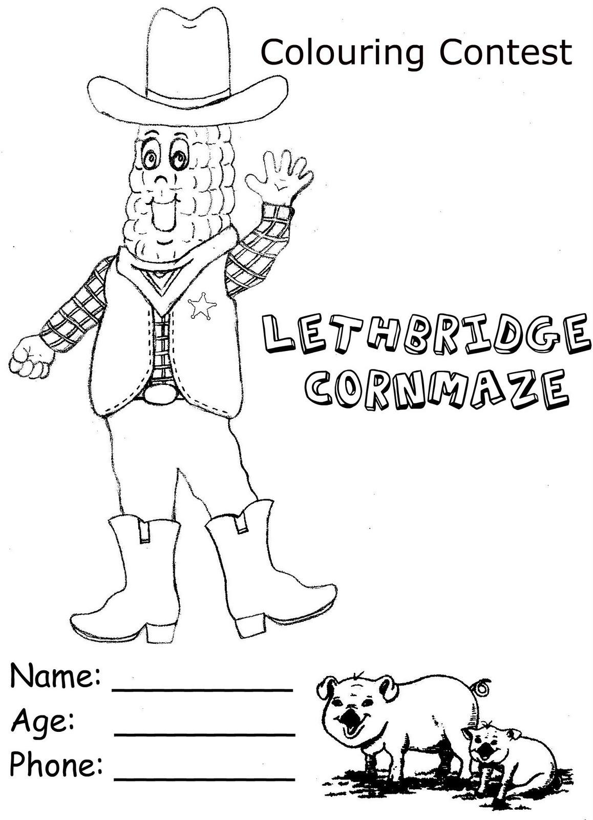 Lethbridge Cornmaze