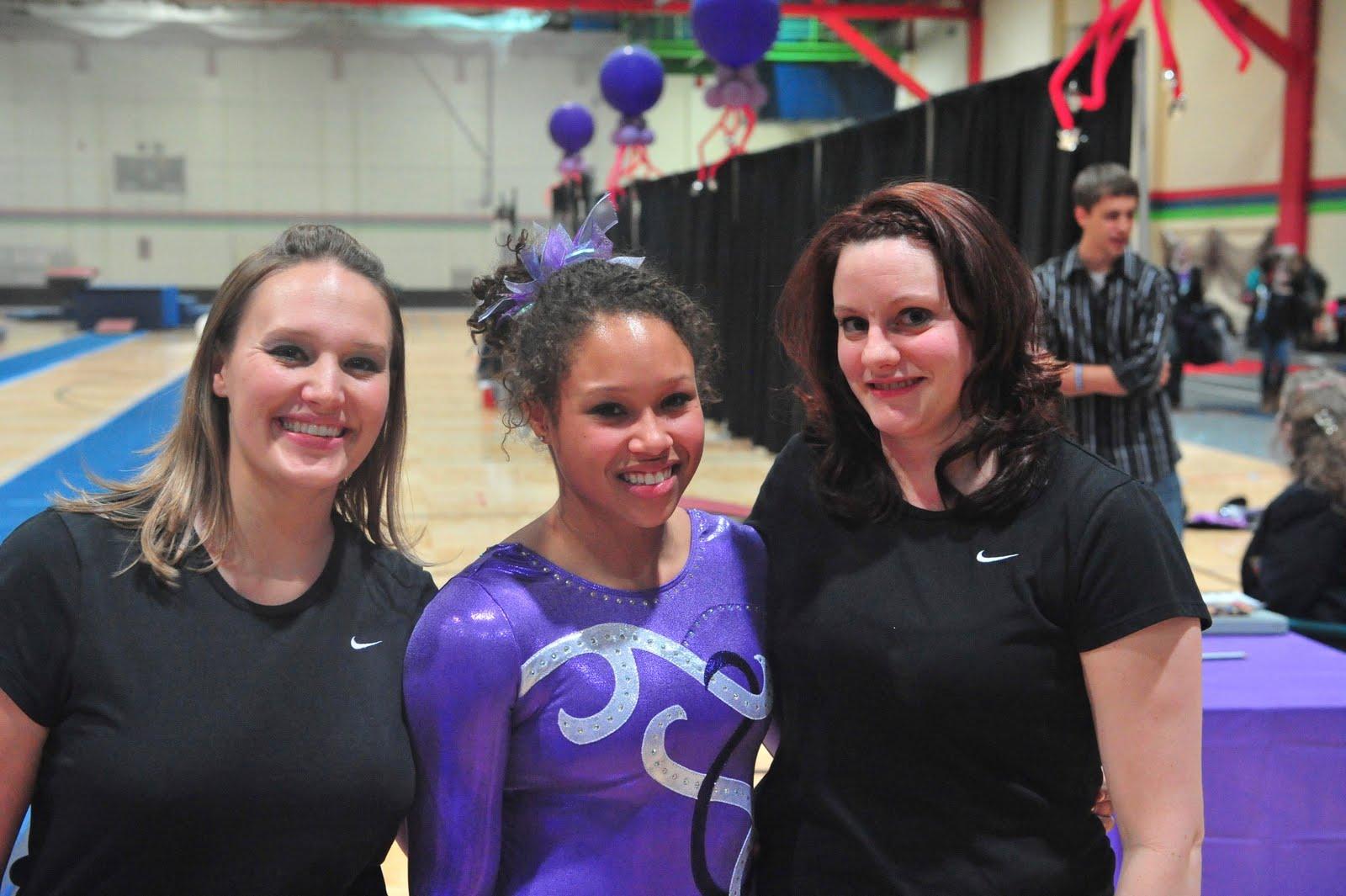 Folger S Gymnastics National Champion
