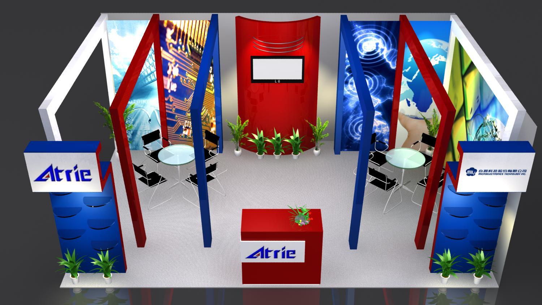 Amit Chand- Exhibition Stall Designer