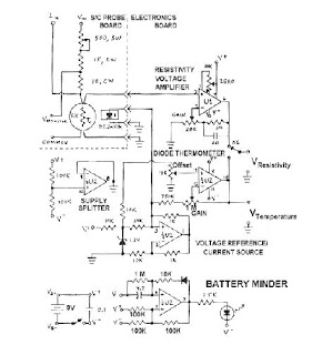 Electronik & Computer Tips.: Basic Levitation and Magnetic ... on h bridge schematic, induction heating schematic, magnetic contact schematic,