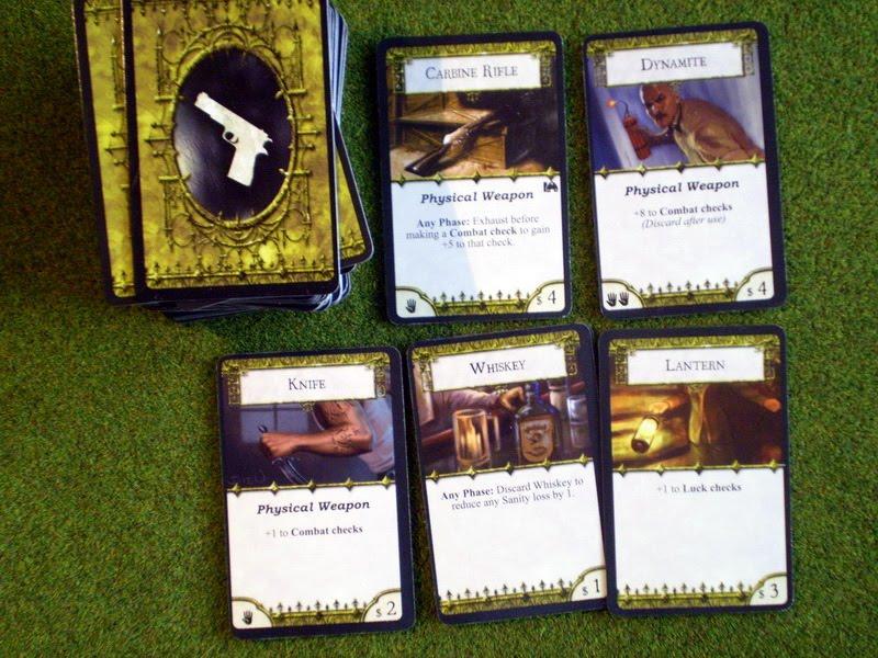 fantasy flight games arkham horror card game