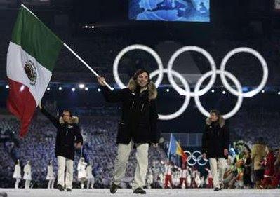 Nuestra Esperanza En Los Juegos Olimpicos De Invierno 2010