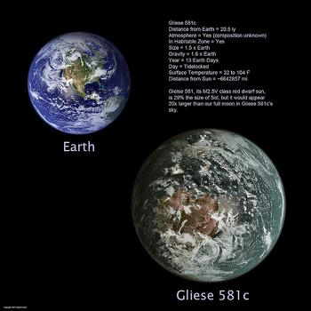 AJORBAHMAN'S COLLECTION: Gliese 518; is look a like Earth