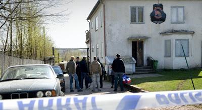 Polis tog 26 personer vid mc razzia