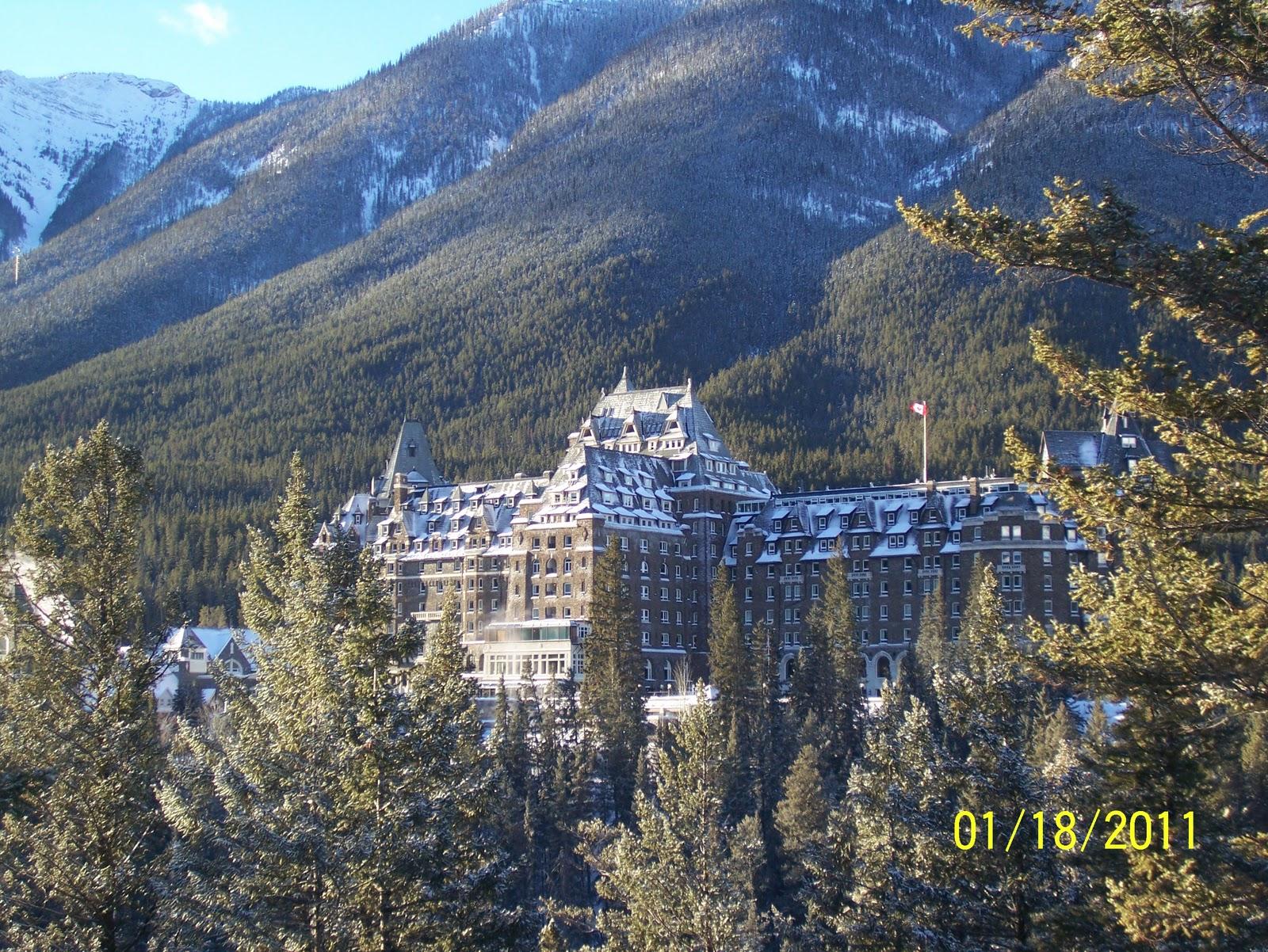 Kris And Ken S Travels Banff Alberta Canada