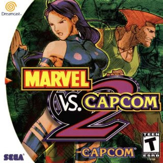 Imagem Marvel vs Capcom 2 – Pc Game (Rip Completo)