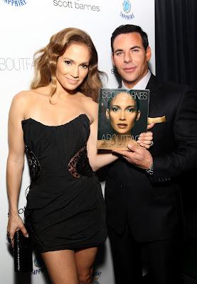 Celebrity Makeup Artist Scott Barnes' New Book