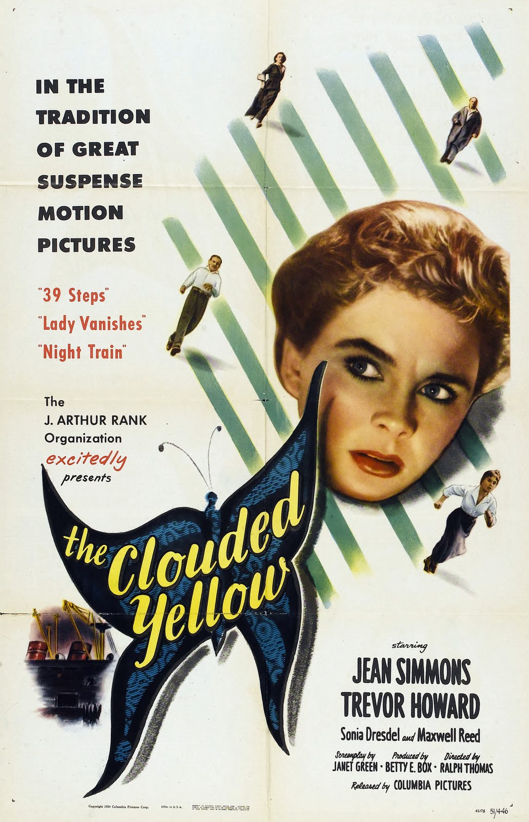 The Clouded Yellow movie