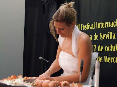 Performance Gracia Iglesias Soy Feliz Perfopoesia 2010