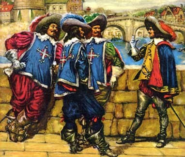 Three Musketeers Movie