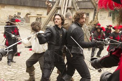 Three Musketeers Film