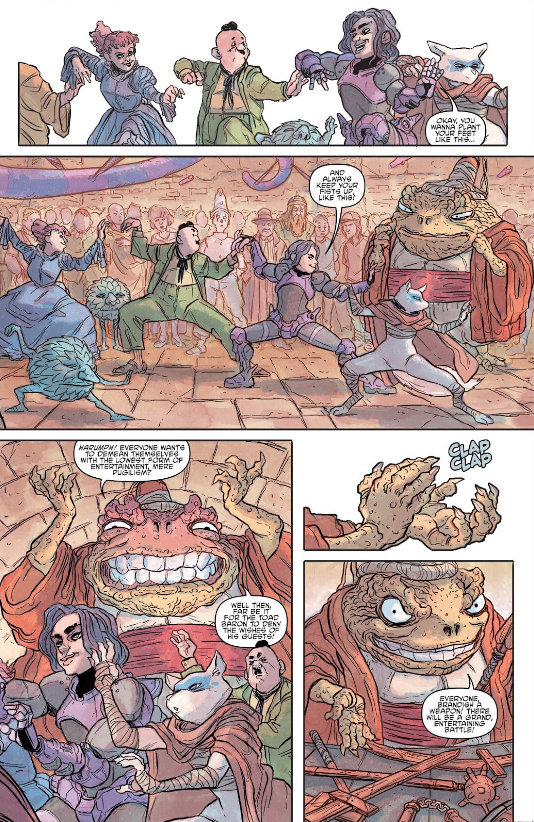 Read online Teenage Mutant Ninja Turtles: The IDW Collection comic -  Issue # TPB 9 (Part 2) - 26