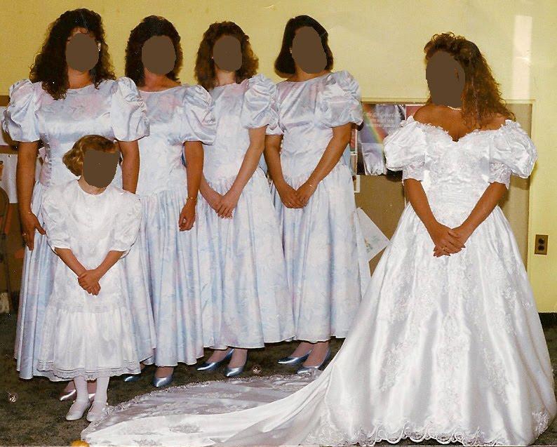1fd91e448d7 Weddingzilla  Ugly Fugly Bridesmaid Dresses