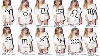 wildfox astrology shirts