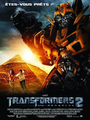 Baixar Filme Transformers 2: A Vingança dos Derrotados - Dublado