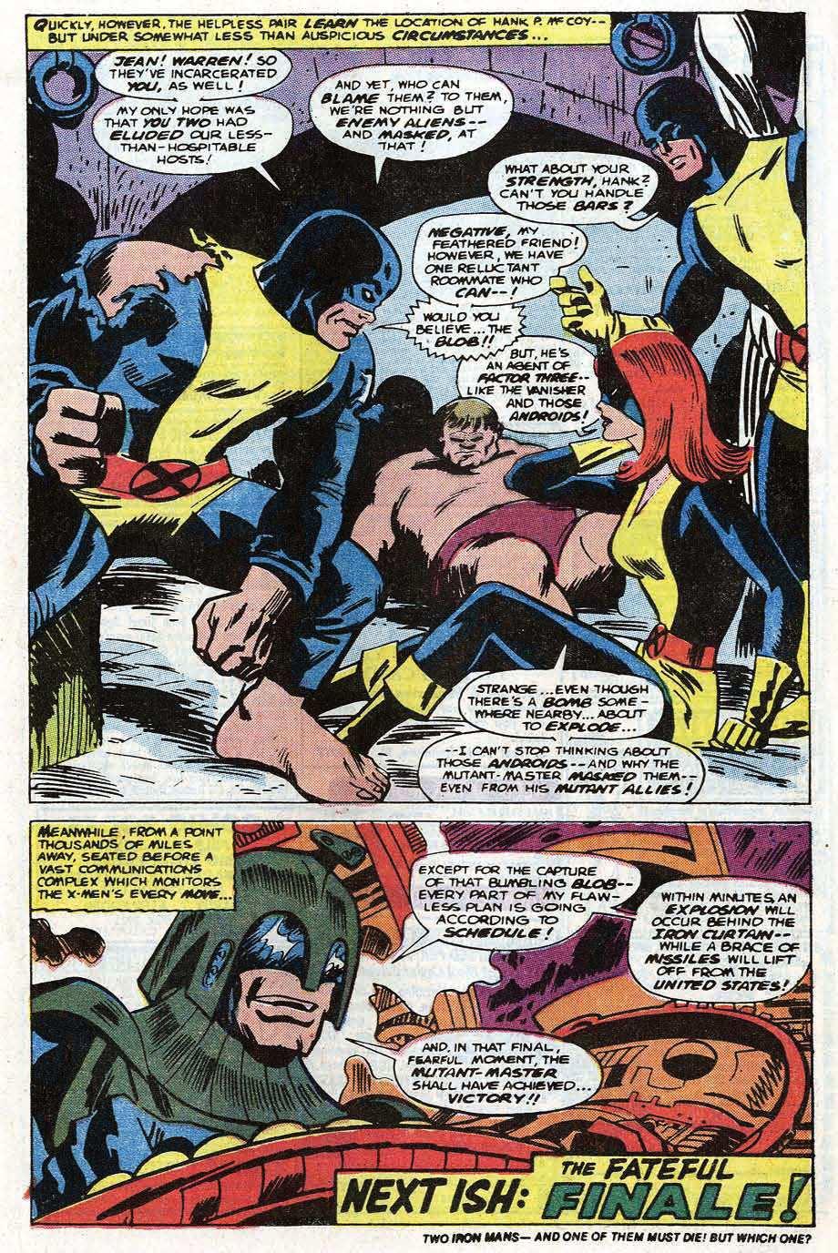 Uncanny X-Men (1963) 86 Page 24