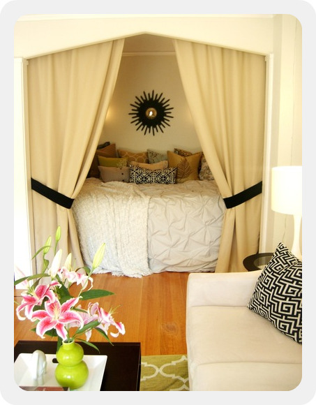 Estilo Home Small Cool Studio Apartment