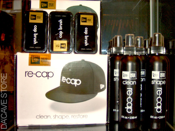 40946e81eff The full range of New Era Accessories are in store now. We have brought in the  Re-Cap kit